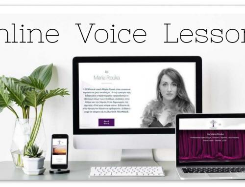 Online Μαθήματα Φωνητικής A.A.V