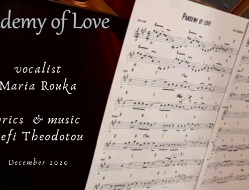 «Pandemy of love» by Maria Rouka – Stefi Theodotou